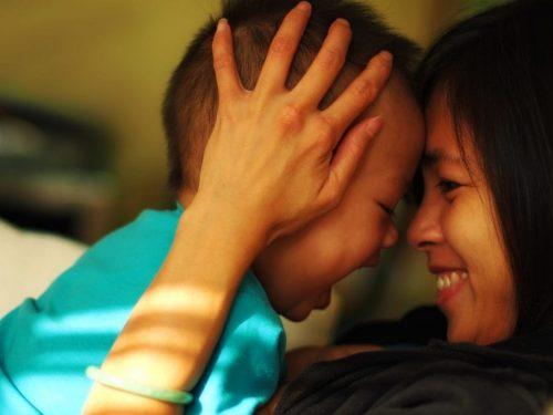 Elaborazione sensoriale e relazione bambino-caregiver